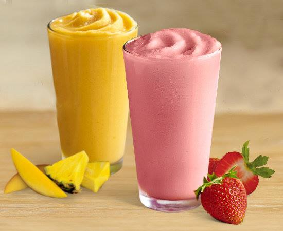 Real Fruit Smoothie